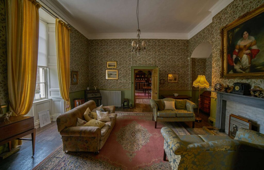 Lissan House Living Room
